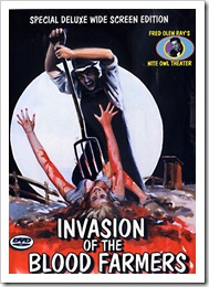 1972 - Invasion Of The Blood Farmers (DVD)