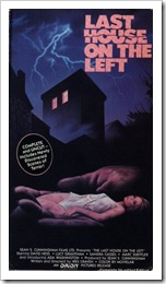 1972 - Last House On The Left, The (Poster)