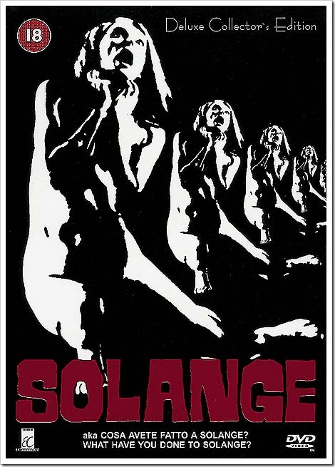 1972 - What Have You Done To Solange (A)(DVD)