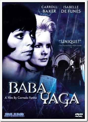 1973 - Baba Yaga (DVD)