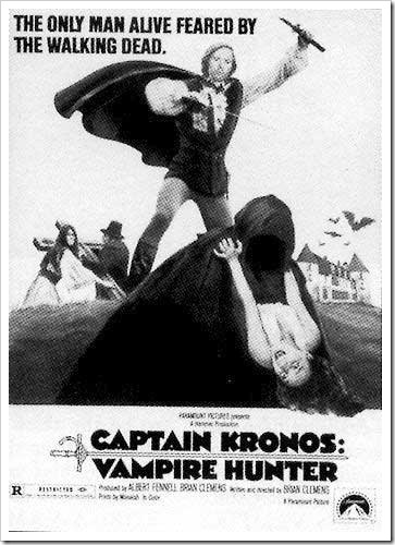 1973 - Captain Kronos - Vampire Hunter (Poster)