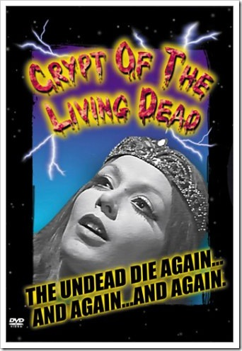 1973 - Crypt Of The Living Dead (DVD)