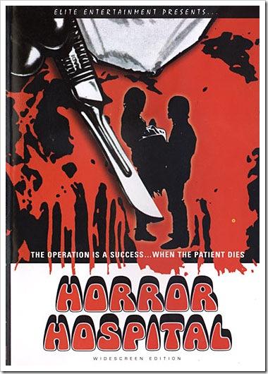 1973 - Horror Hospital (DVD)
