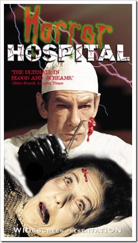 1973 - Horror Hospital (VHS)