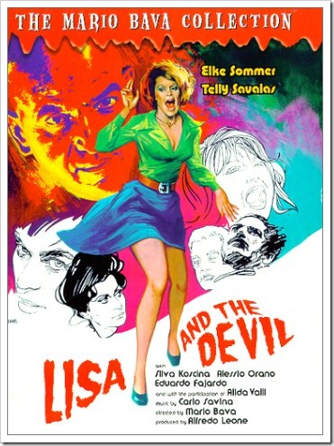 1973 - Lisa And The Devil (DVD)