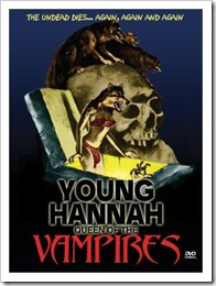 1973 - Young Hannah Queen Of The Vampires (DVD)