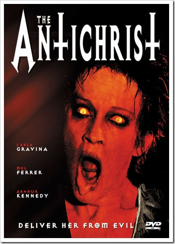 1974 - Antichrist, The (DVD)