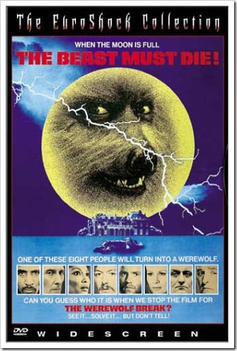 1974 - Beast Must Die, The (DVD)