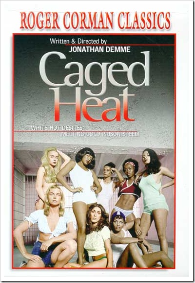 1974 - Caged Heat (DVD)