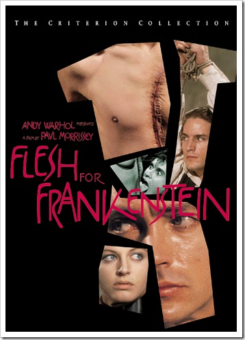 1974 - Flesh For Frankenstein (DVD)