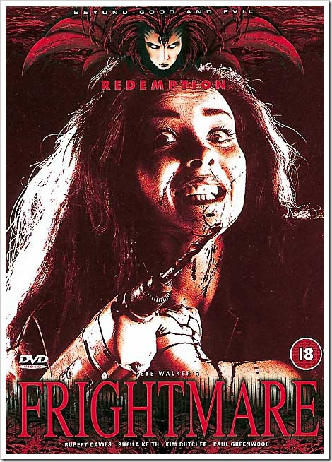 1974 - Frightmare (DVD)
