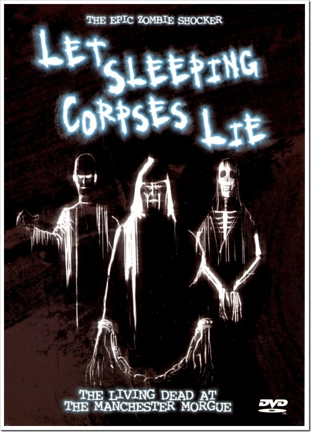 1974 - Let Sleeping Corpses Lie (A)(DVD)
