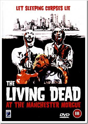 1974 - Let Sleeping Corpses Lie (B)(DVD)