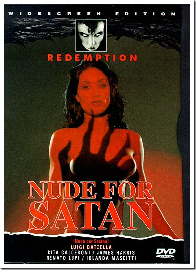 1974 - Nude For Satan (DVD)