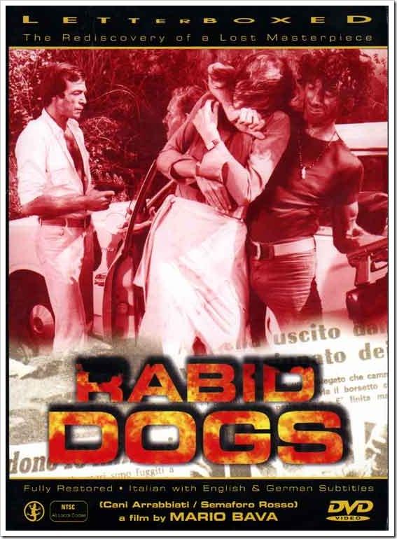 1974 - Rabid Dogs (DVD)