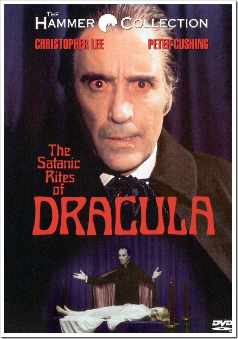 1974 - Satanic Rites Of Dracula, The (DVD)