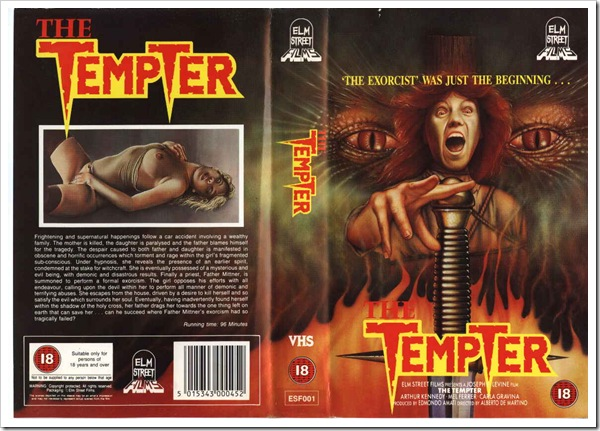 1974 - Tempter, The (VHS)