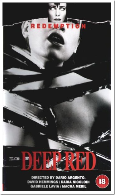 1975 - Deep Red (A)(DVD)