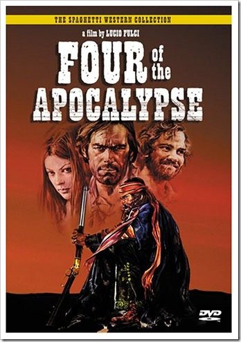 1975 - Four Of The Apocalypse (DVD)