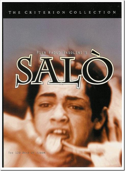 1975 - Salo (DVD)