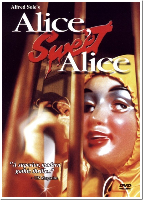1976 - Alice Sweet Alice (DVD)