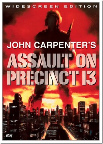 1976 - Assault On Precinct 13 (DVD)