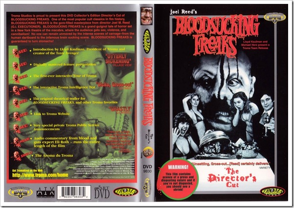 1976 - Bloodsucking Freaks (DVD)
