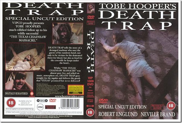 1976 - Death Trap (DVD)