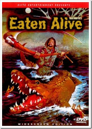 1976 - Eaten Alive (DVD)