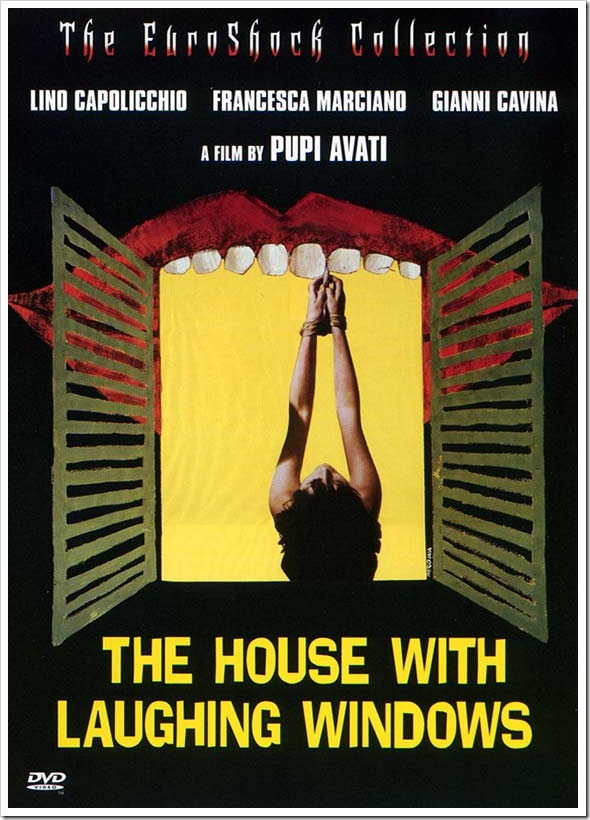 1976 - House With Laughing Windows, The (DVD)