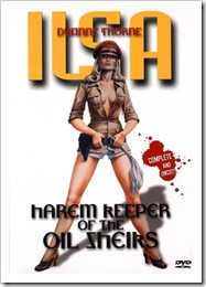 1976 - Ilsa Harem Keeper Of The Oil Sheiks (DVD)