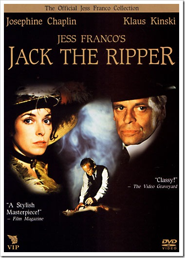 1976 - Jack The Ripper (DVD)