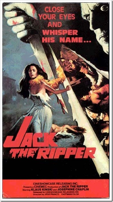 1976 - Jack The Ripper (Poster)