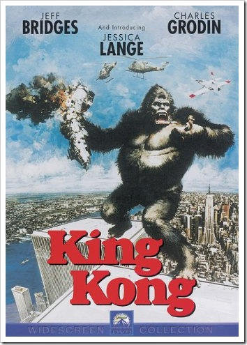 1976 - King Kong (DVD)