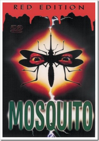 1976 - Mosquito The Rapist (DVD)