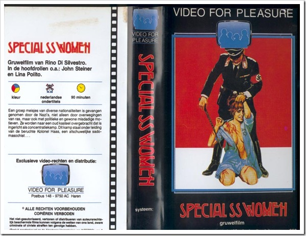 1976 - Special SS Women (VHS)