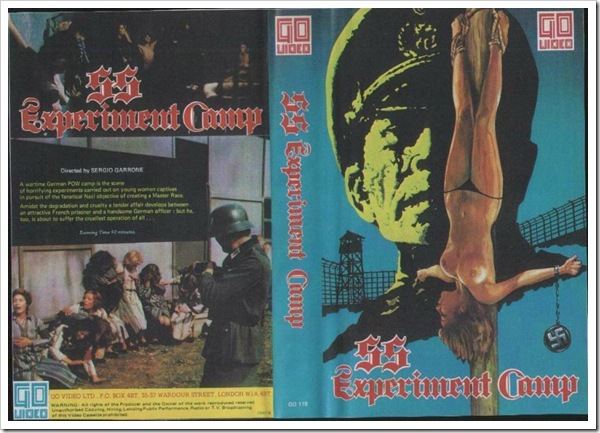 1976 - SS Experiment Camp (B)(VHS)