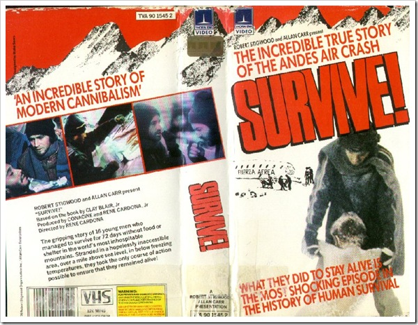 1976 - Survive! (VHS)
