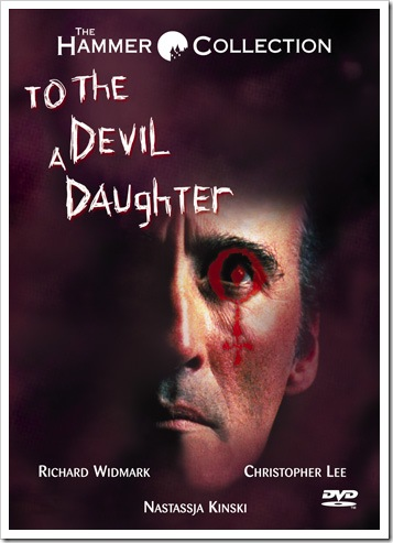 1976 - To The Devil A Daughter (DVD)