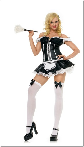 Naughty-French-Maid