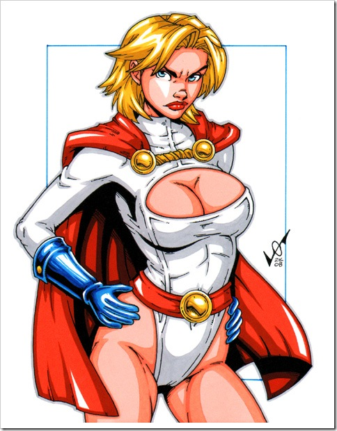 Powergirl_commission_by_gb2k