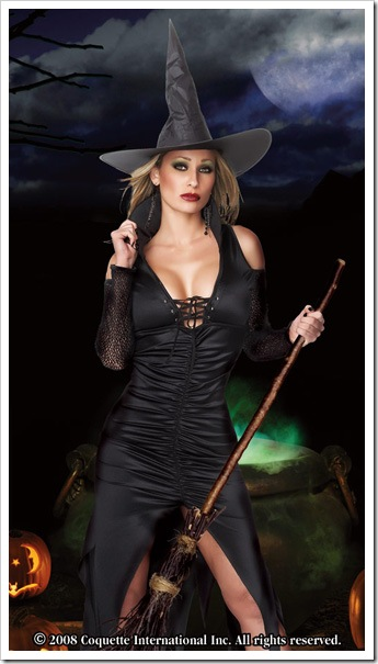 Witch-Halloween-Costume