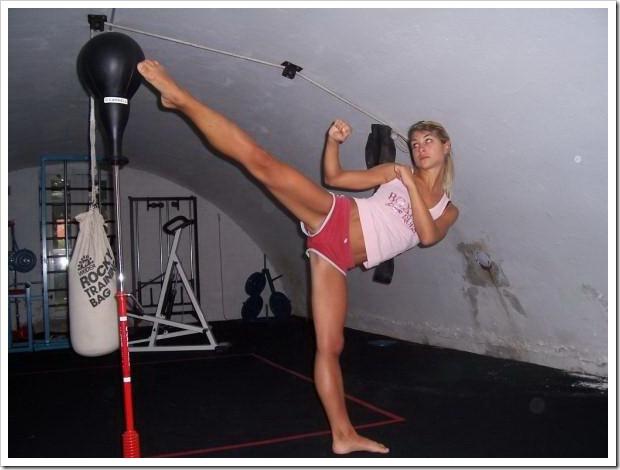 Sexy Karate Girls 167_14