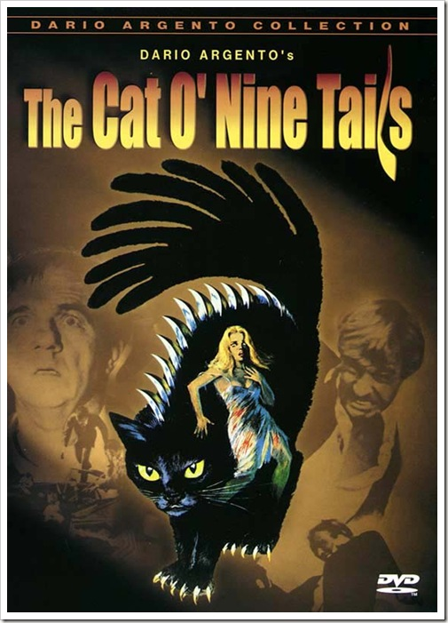 1971 - Cat O Nine Tails, The (DVD)