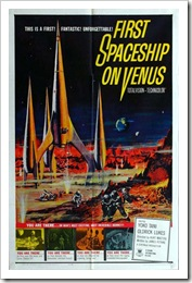 first_spaceship_on_venus