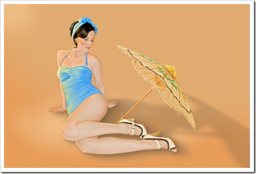 Beach_Pin_up_by_candeecampbell