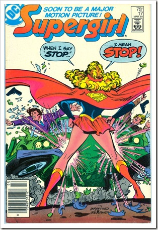 Supergirl_17_1984_Cover