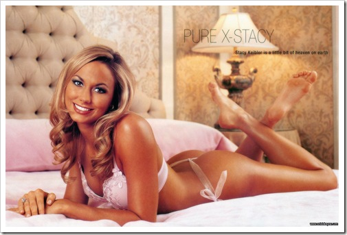 stacy-keibler-lying-on-bed-modeling-delicate-lingerie