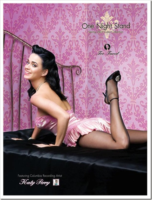katy perry sexy pinup