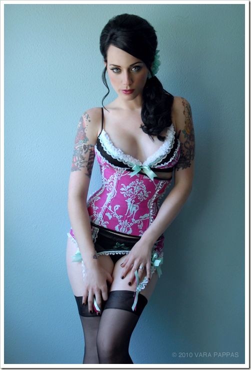 lovely corset